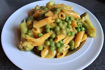 Vegane Maccaroni and Cheese