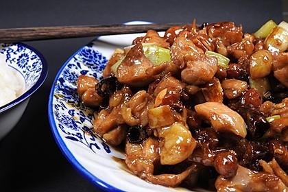 Gongbao Chicken