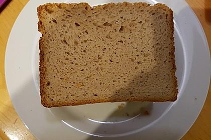 Buttermilchbrot für den Brotbackautomat (Bild)