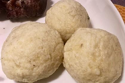 Kartoffelklöße wie von Opa (Bild)