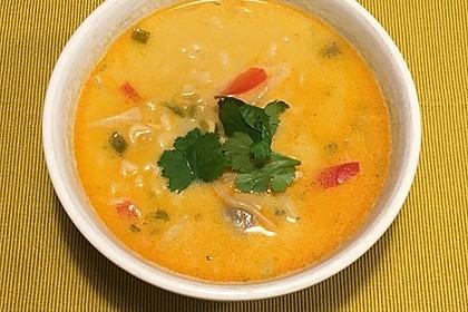 Noch eine Thai-Suppe