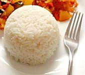 Reis auf thailändische Art gekocht (Bild)