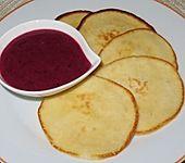Apfel-Heidelbeer-Sauce (Bild)