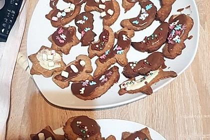 Zimt-Kakao-Kekse