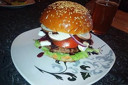 Wildschwein Burger der Extra Klasse 1