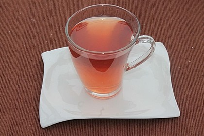 Ingwer-Gewürz-Tee 1