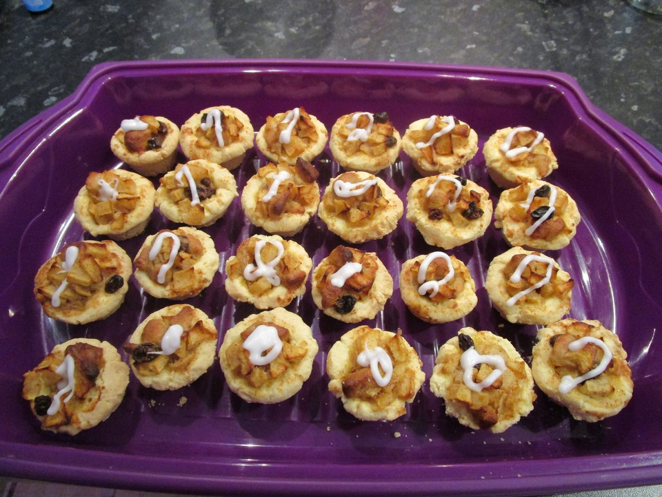 Außergewöhnlich Glutenfreie kleine Apfel Muffins von omaskröte | Chefkoch &IM_03