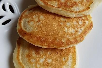 Joghurt-Pancakes ohne Ei 1