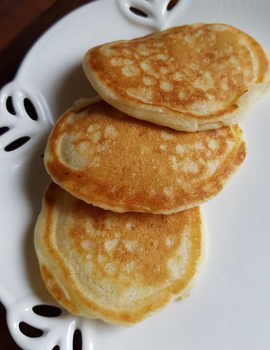 Joghurt Pancakes Ohne Ei Von Bruno Kocht Chefkoch De