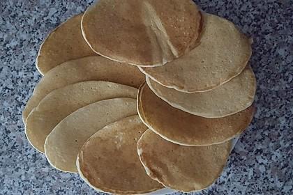 Joghurt-Pancakes ohne Ei 4