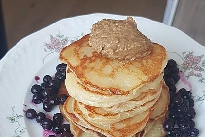Joghurt-Pancakes ohne Ei 2