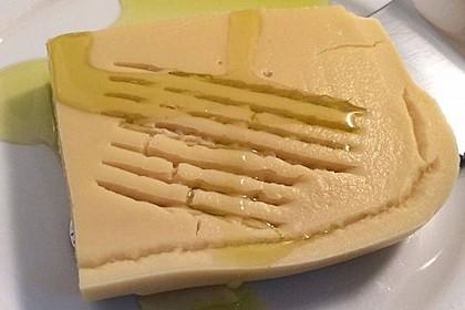 Griechische Fava aus Favabohnen (gelbe Erbsen)