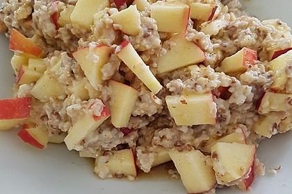Lieblings-Frühstücks-Haferbrei 2