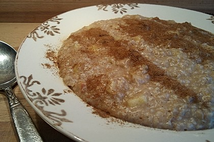 Lieblings-Frühstücks-Haferbrei 3