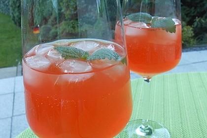 Aperol Lemon Spritz 2
