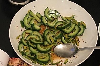Gurken-Pickle à la Jamie Oliver 1