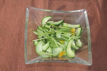 Gurken-Pickle à la Jamie Oliver