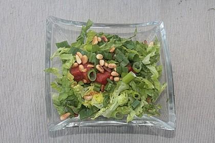 Schneller feuriger Salat 2