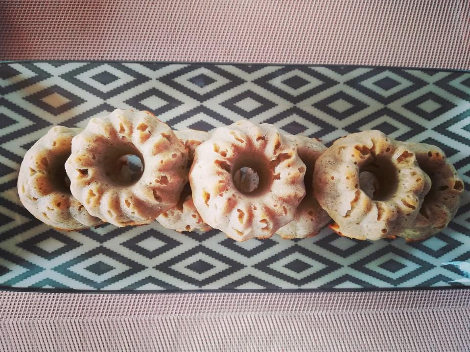 Baby Bananen Muffins Ohne Zucker Von Tinchen1903 Chefkoch De