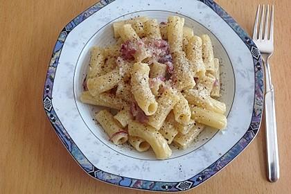 Spaghetti alla gricia 1