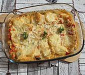 Kartoffel-Gemüse-Auflauf (Bild)