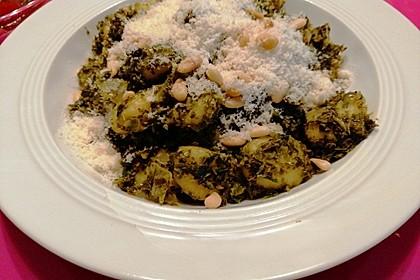 Gnocchi mit Grünkohl (Bild)