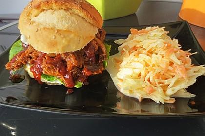 Pulled Pork aus dem Backofen (Bild)