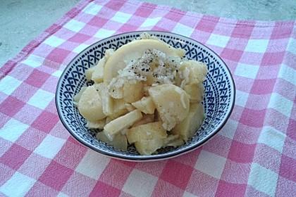Einfacher Kartoffelsalat von Mama Maria