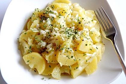 Einfacher Kartoffelsalat von Mama Maria 1