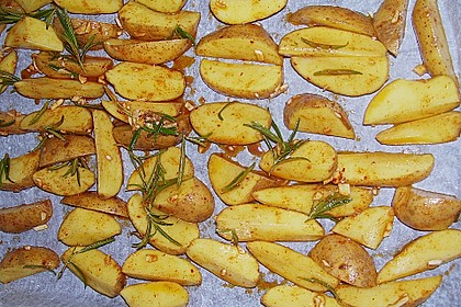 Potato Wedges 15