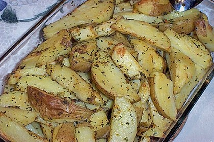 Potato Wedges 11