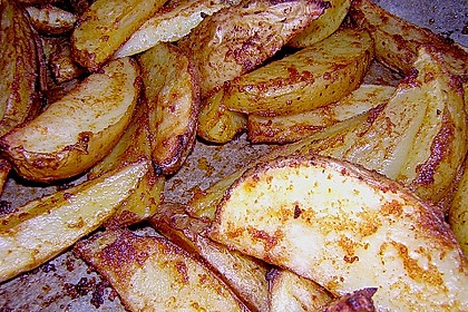 Potato Wedges 16