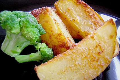 Potato Wedges 12