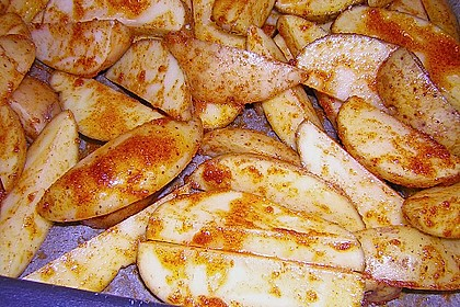 Potato Wedges 18