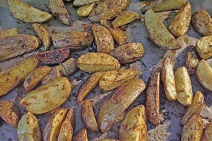 Potato Wedges 17