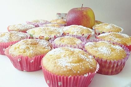 Apfel-Muffins 2