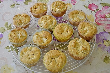 Apfel-Muffins 12