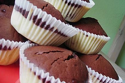 Donauwellen - Muffins 16