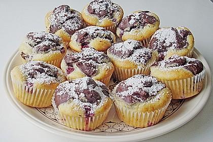 Donauwellen - Muffins 8