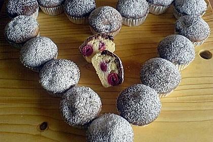 Donauwellen - Muffins 15
