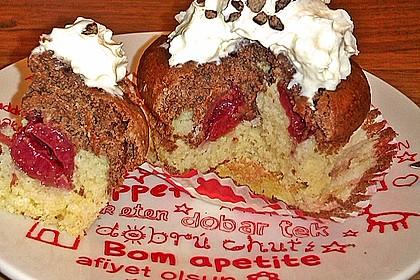 Donauwellen - Muffins 19
