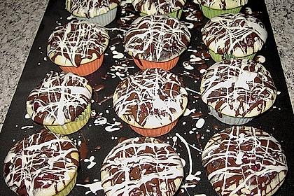 Donauwellen - Muffins 22