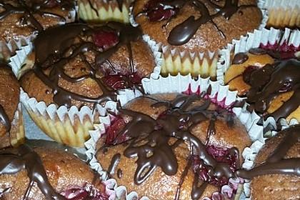 Donauwellen - Muffins 25