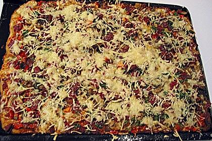 Blitzschnelle Pizza 8