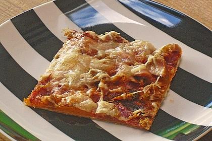 Blitzschnelle Pizza 7