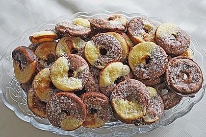 Donuts für die Blechform 13