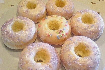 Donuts für die Blechform 17