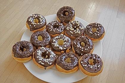 Donuts für die Blechform 8