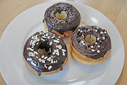 Donuts für die Blechform 7