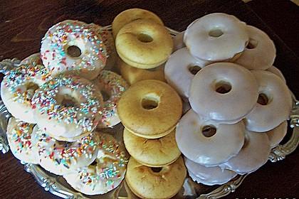 Donuts für die Blechform 10